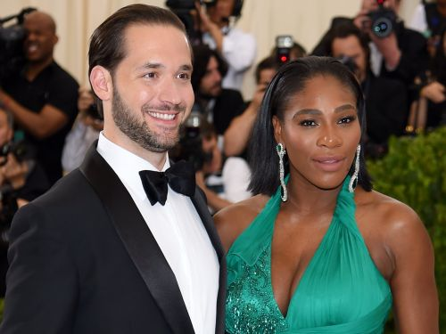 Serena Williams wanted Italian food - so her Reddit co-founder husband flew her to Venice