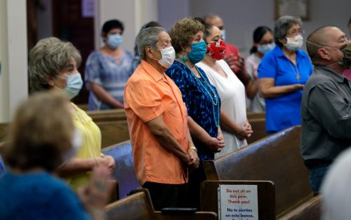 The CDC removed its warning against church-choir singing, even though it's known to be a 'super spreader' activity