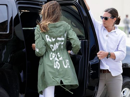 Melania Trump intentionally uses fashion to 'punish' her husband, Omarosa claims in her explosive new book