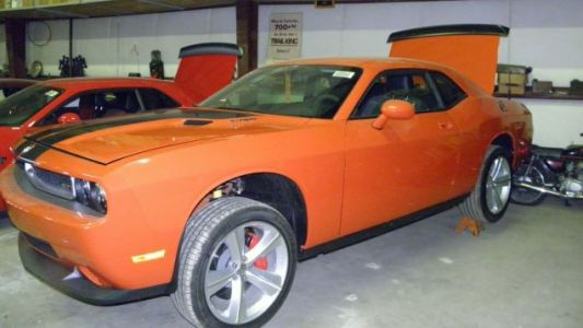 Two First Edition 2008 Dodge Challenger SRT8s on eBay Have Under Ten Miles on Them
