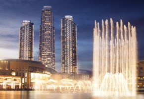 Address Fountain Views debuts in Dubai