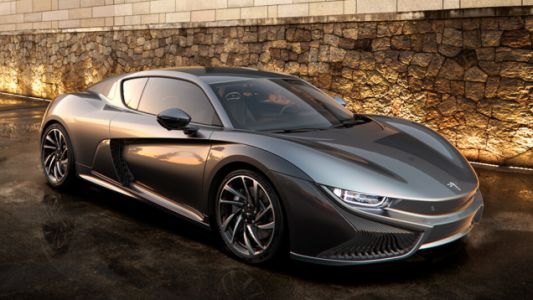 The 400 HP Qiantu Motors K50 Electric Coupe Will Hit the U.S. Market In 2020