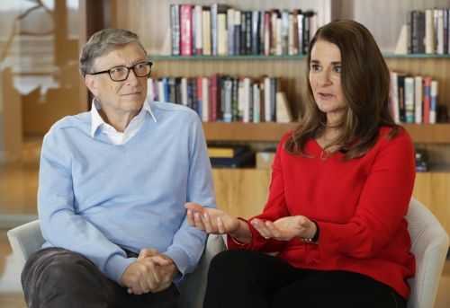 Bill and Melinda Gates were just named the most generous philanthropists in America - here are their biggest projects