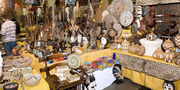 Take Your Flea Market Finds to the Next Level at Johannesburg's Markets