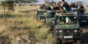 US travel advisory for Tanzania, violent crime is common