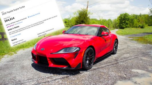 Here Come the Big Dealer Markups on the 2020 Toyota Supra