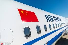 Air China links Spain & Asian countries together