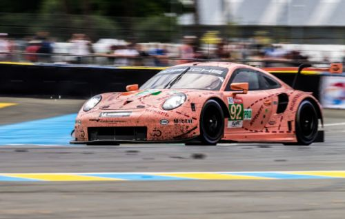 The Best Looking 911 Won The 24 Hours Of Le Mans As Porsche Owns Both GT Classes