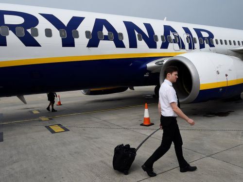 Ryanair warns more than 300 pilots and flight crew members to move to Poland or risk losing their jobs