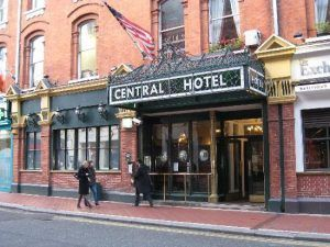 Deutsche Finance International acquires Central Hotel at Dublin