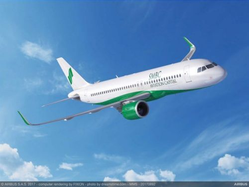 SMBC Aviation Capital orders 65 A320neo Family aircraft