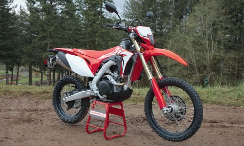 Hell Yes Honda's Making A Street Legal Dirt Bike With A Big Engine