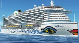AIDA Cruises receives innovative and world s first LNG cruise ship AIDAnova