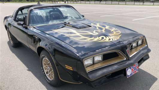 You Could Be the Lucky Human to Buy Burt Reynolds' 1978 Pontiac Firebird Trans Am
