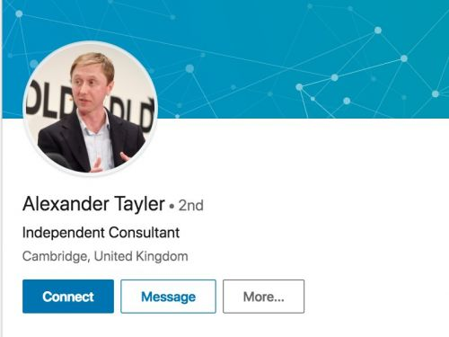 Cambridge Analytica's ex-data chief is touting his services as a 'privacy advocate' after the crippling Facebook scandal