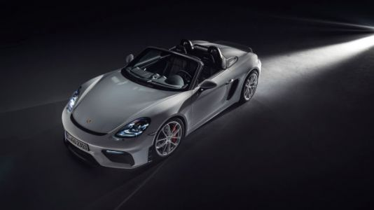 Please Stand Up and Applaud For the Return of the Porsche Boxster Spyder and Cayman GT4