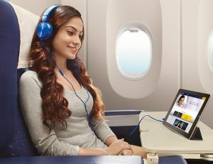 Jet Airways will no longer provide inflight entertainment on all routes