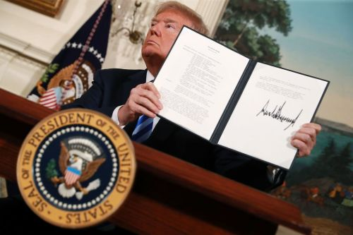 Trump's looming sanctions could cripple Iran's auto industry