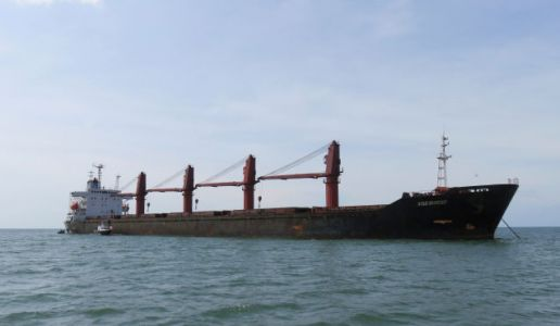 U.S. Seizes North Korean Ship It Claims is a Sanction-Buster