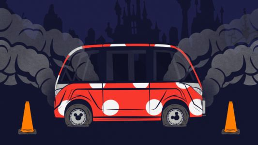 How a Deal to Bring Autonomous Vehicles to Walt Disney World Blew Up
