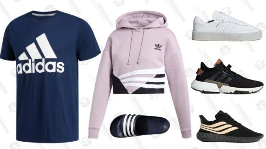 Run Over to Adidas For 30% Off Select Shoes and Apparel