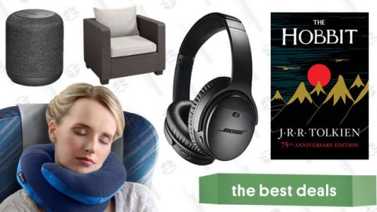 Sunday's Best Deals: The Hobbit, Outdoor Furniture, Bose Headphones, and More