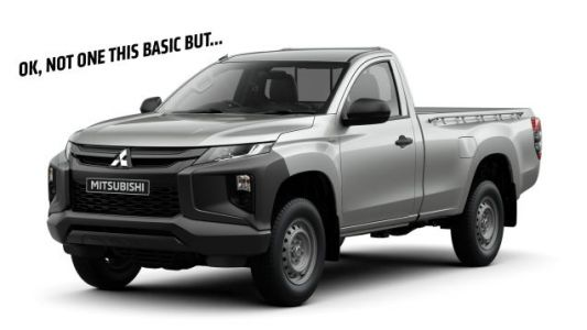 The 2020 Mitsubishi Triton Would Be Great As Ram's Ranger Competitor