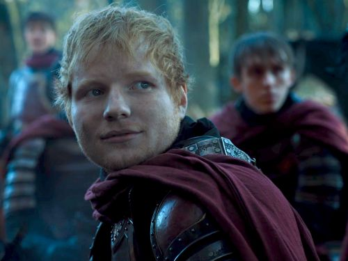 Ed Sheeran thinks that people would've liked his 'Game of Thrones' cameo more if he was killed on the episode