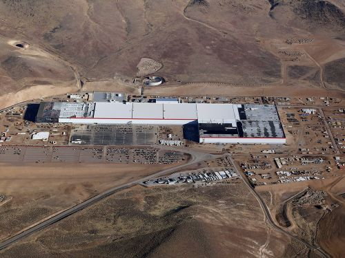 Elon Musk says Tesla is considering building a Gigafactory in Germany