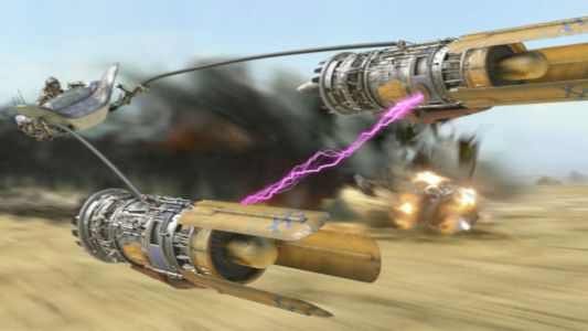 Comment of the Day: Now This Is Podracing Edition