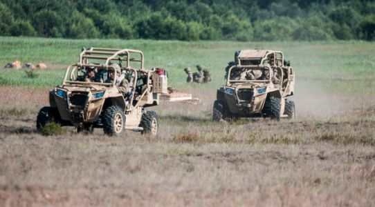 The U.S. Army Wants a Super-Light ATV to Ferry Troops on the Battlefield