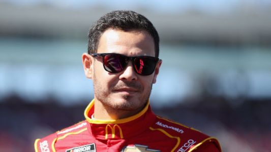 Kyle Larson's Redemption Tour Is Complete