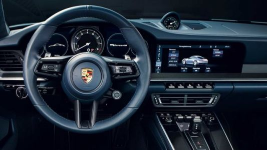 Here's What's New and Awesome Inside the 2020 Porsche 911