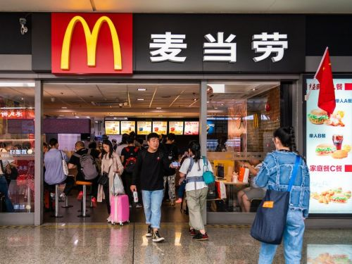 McDonald's reportedly 'suspends business' in five Chinese cities as the coronavirus death toll continues to rise