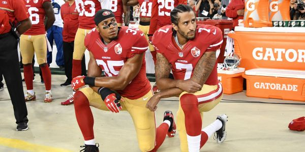 6 hours showed that the biggest difference between the NBA and NFL is a willingness to take a stand