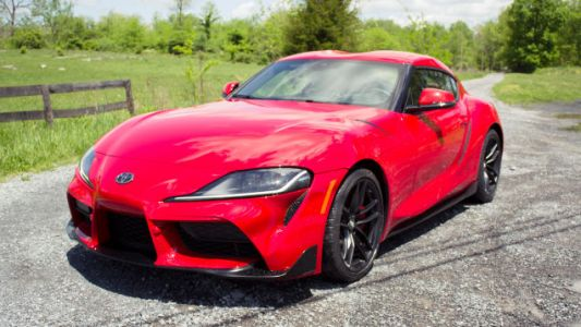 You Can Finally Get A Deal On A 2020 Toyota Supra
