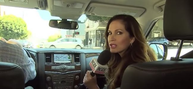 "'Inside Edition' robbed while covering a story about ""smash and grab"" thefts in San Francisco"