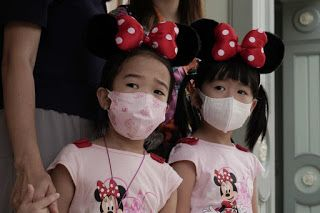 Disneyland Hong Kong opens as city's cases fall