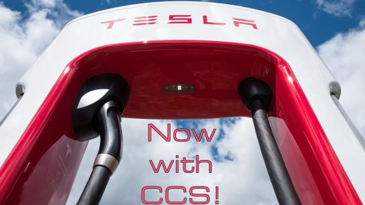 CCS Model 3, No Electric Pickups From GM, Volkswagen's 50 Million Batteries - TEN Episode 232