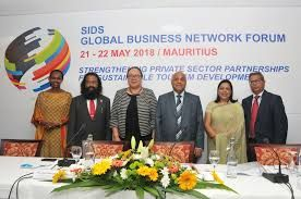 Mauritius organizes SIDS Global Business Network Partnership Forum