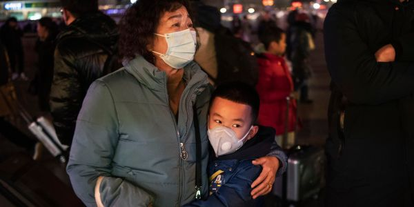 Isolated and sequestered in their homes, Chinese citizens report anxiety and depression while on lockdown amid the coronavirus outbreak