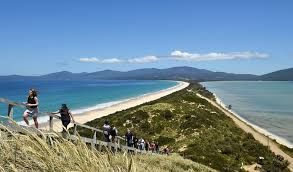 Tasmania sees a tourism boom but many are still worried about its loss of natural charm