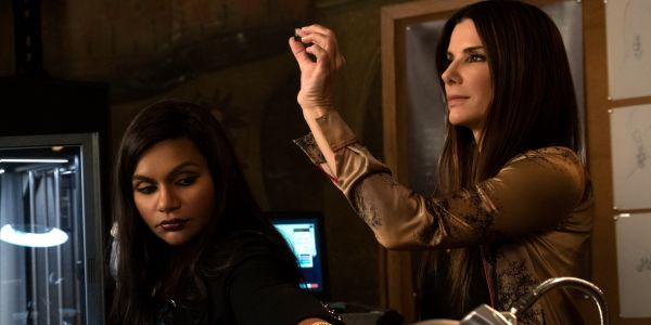 'Ocean's 8' scores a franchise best to win the weekend box office