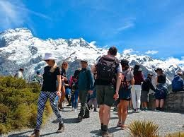 New Zealand experiences tourism boom but also fears decline in visitors due to high costs