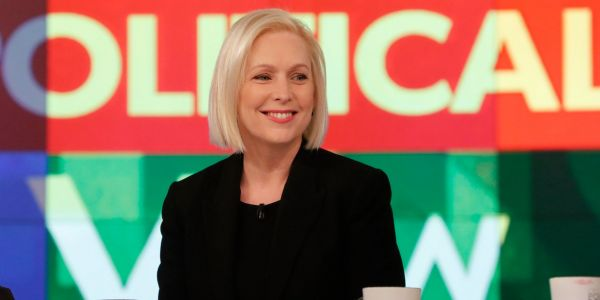 New York Sen. Kirsten Gillibrand announces she's running for president in 2020