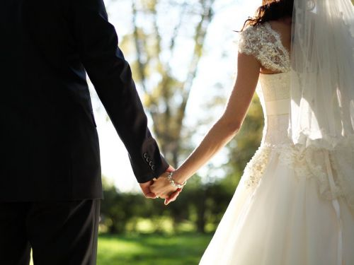 This couple planned 3 weddings for under $7,000 total