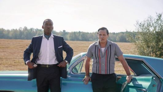An anti-Muslim tweet and genital flashing: As 'Green Book' has become an Oscar favorite, controversies have continued to pile up