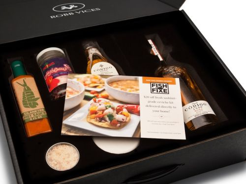 I tried Robb Vices, a luxury subscription box that's the perfect gift for men - and it offers a fantastic value