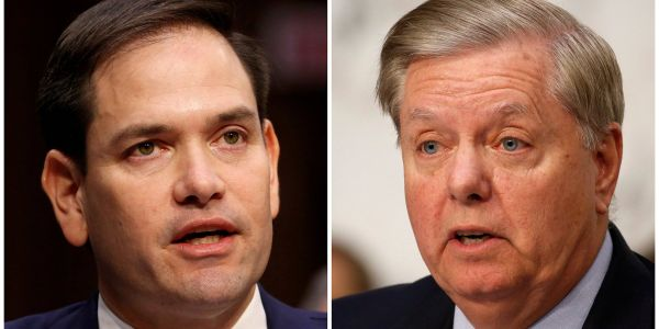 Rubio and Graham call for sanctions to be put in place if Russia commits election interference