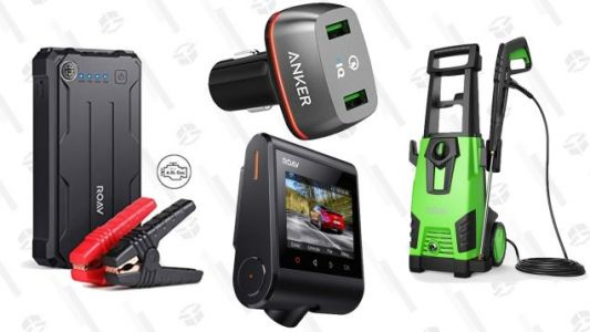 Give the Gift of a Jump Started Car Battery, Plus More Anker Automotive Deals
